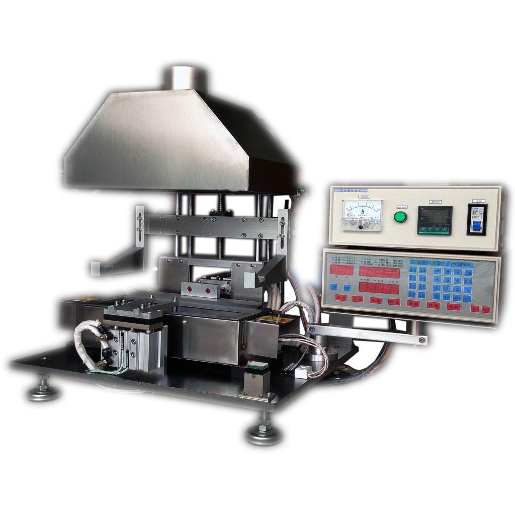 直立式焊锡机图片